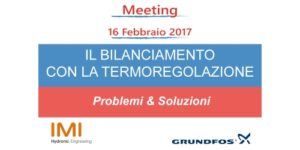 meeting 12 febbraio