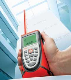 misurazioni laser